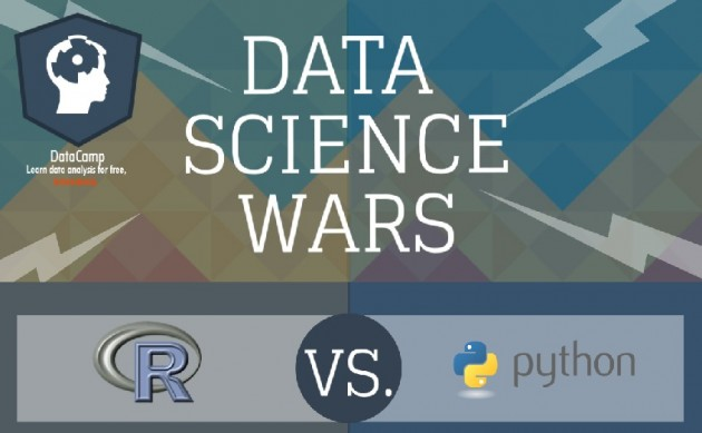 Choosing R or Python for data analysis  An infographic