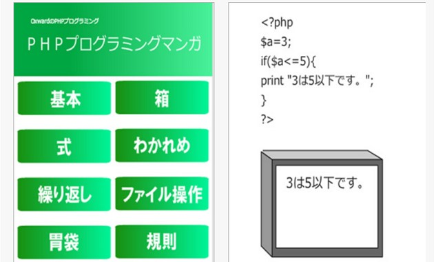 PHPマンガ